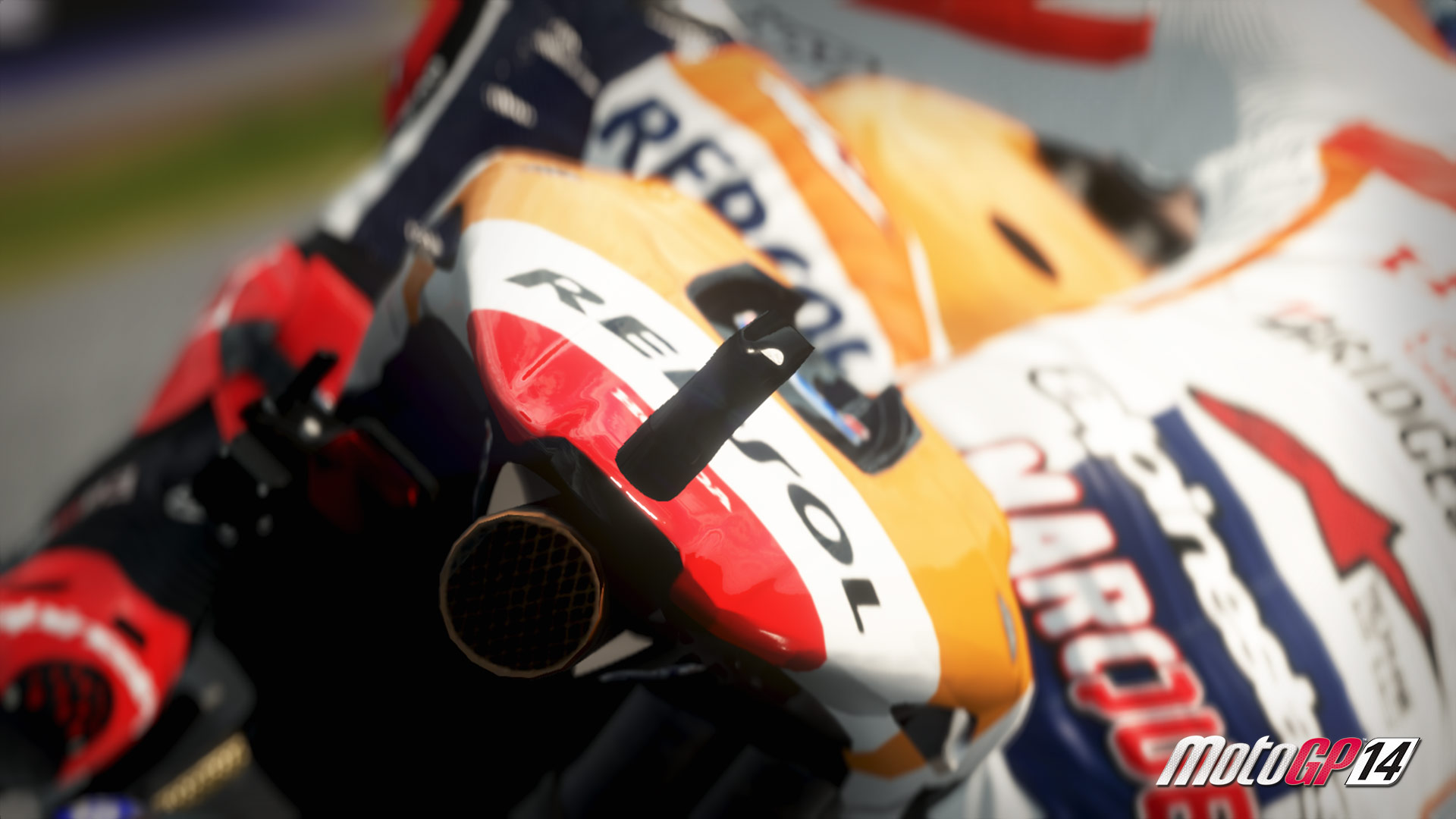 MotoGP™14 on PS4 | Official PlayStation™Store UK