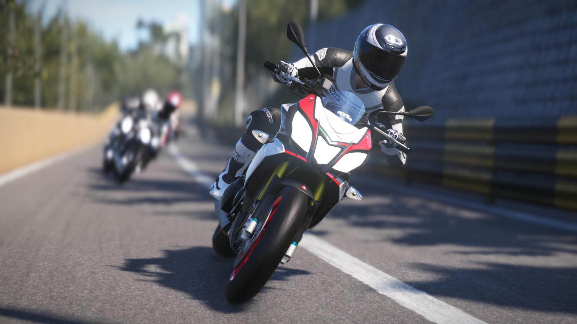 ride 2 aprilia and suzuki bonus pack on ps4 official. Black Bedroom Furniture Sets. Home Design Ideas