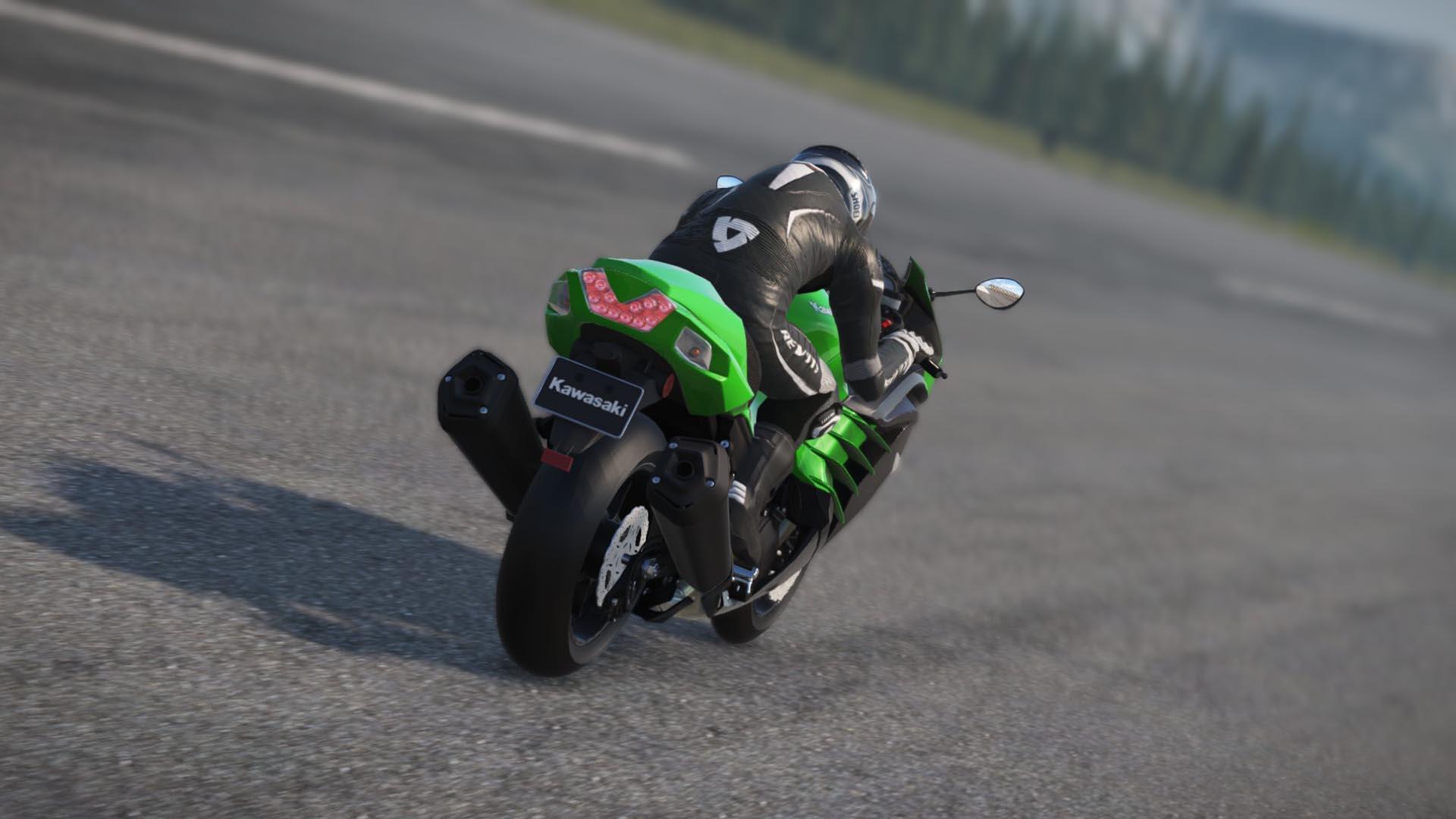 Ride 2 Kawasaki and Ducati Bonus Pack