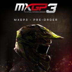 MXGP3 - The Official Motocross Videogame Pre-order