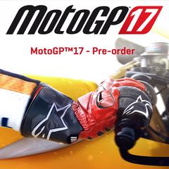 MotoGP17 - Pre-order