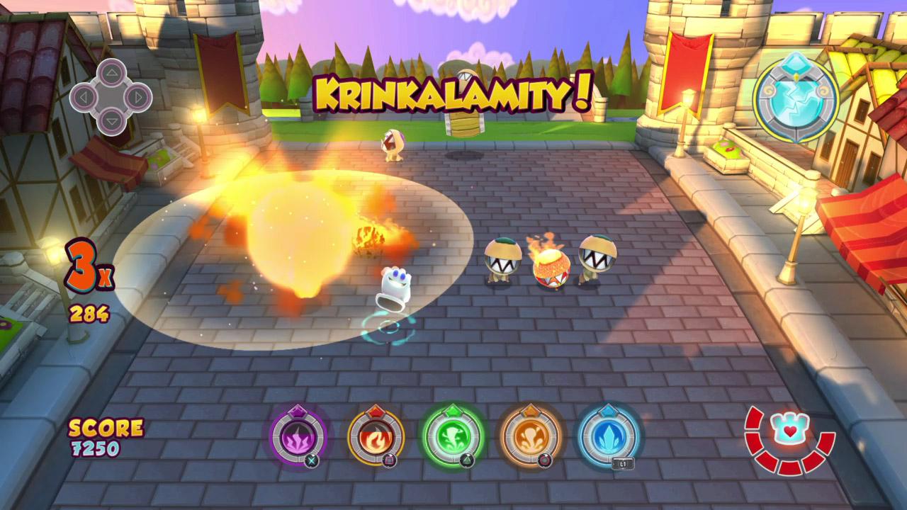 Скриншот №5 к Krinkle Krusher