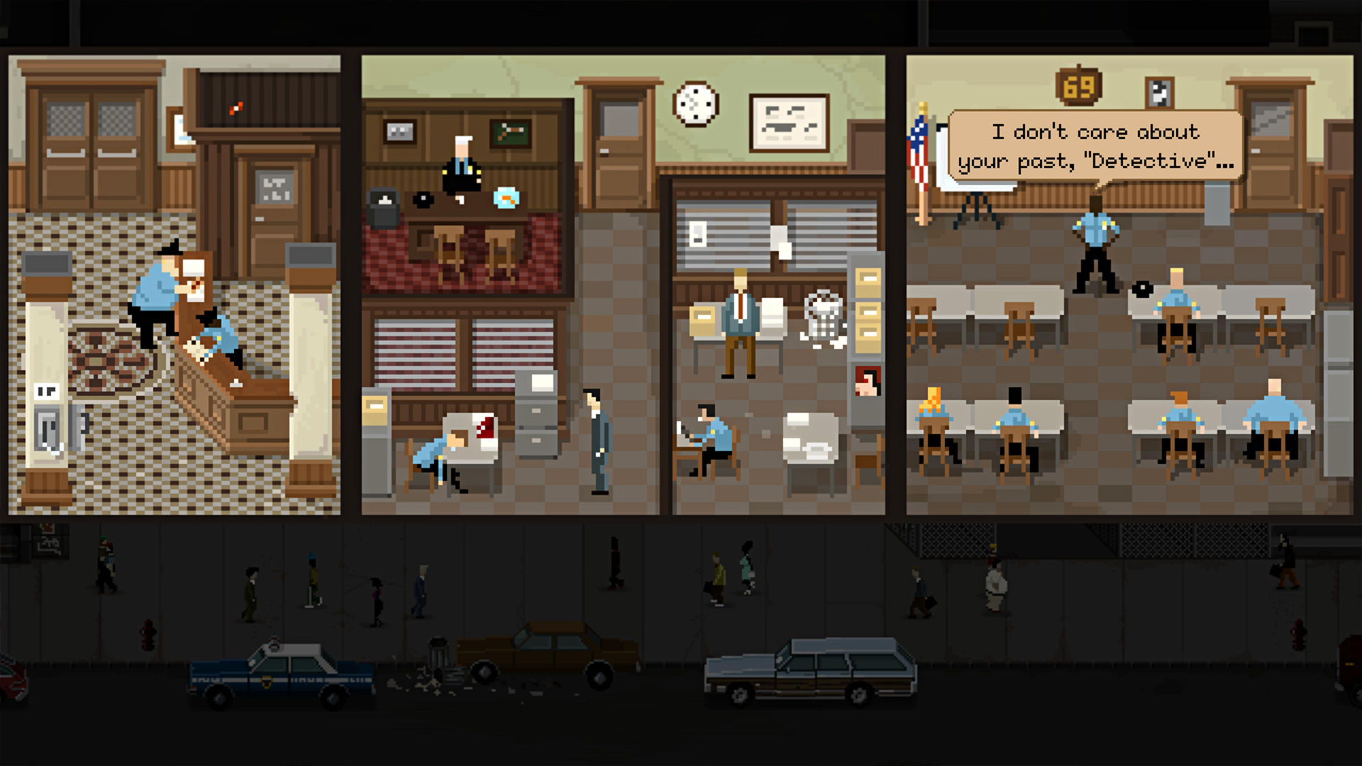 Beat Cop скриншот 4
