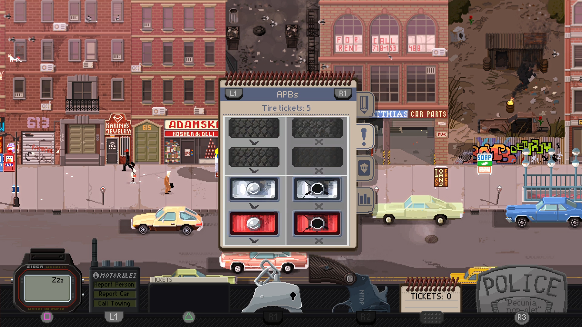 Beat Cop скриншот 3