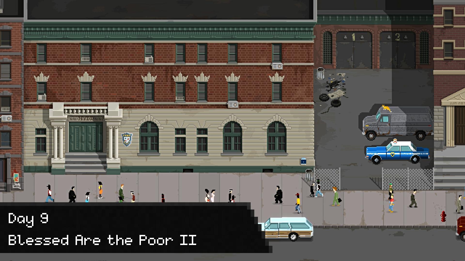 Beat Cop скриншот 2