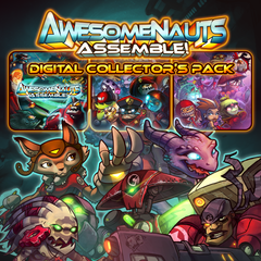 Awesomenauts Assemble! Digital Collector's Edition