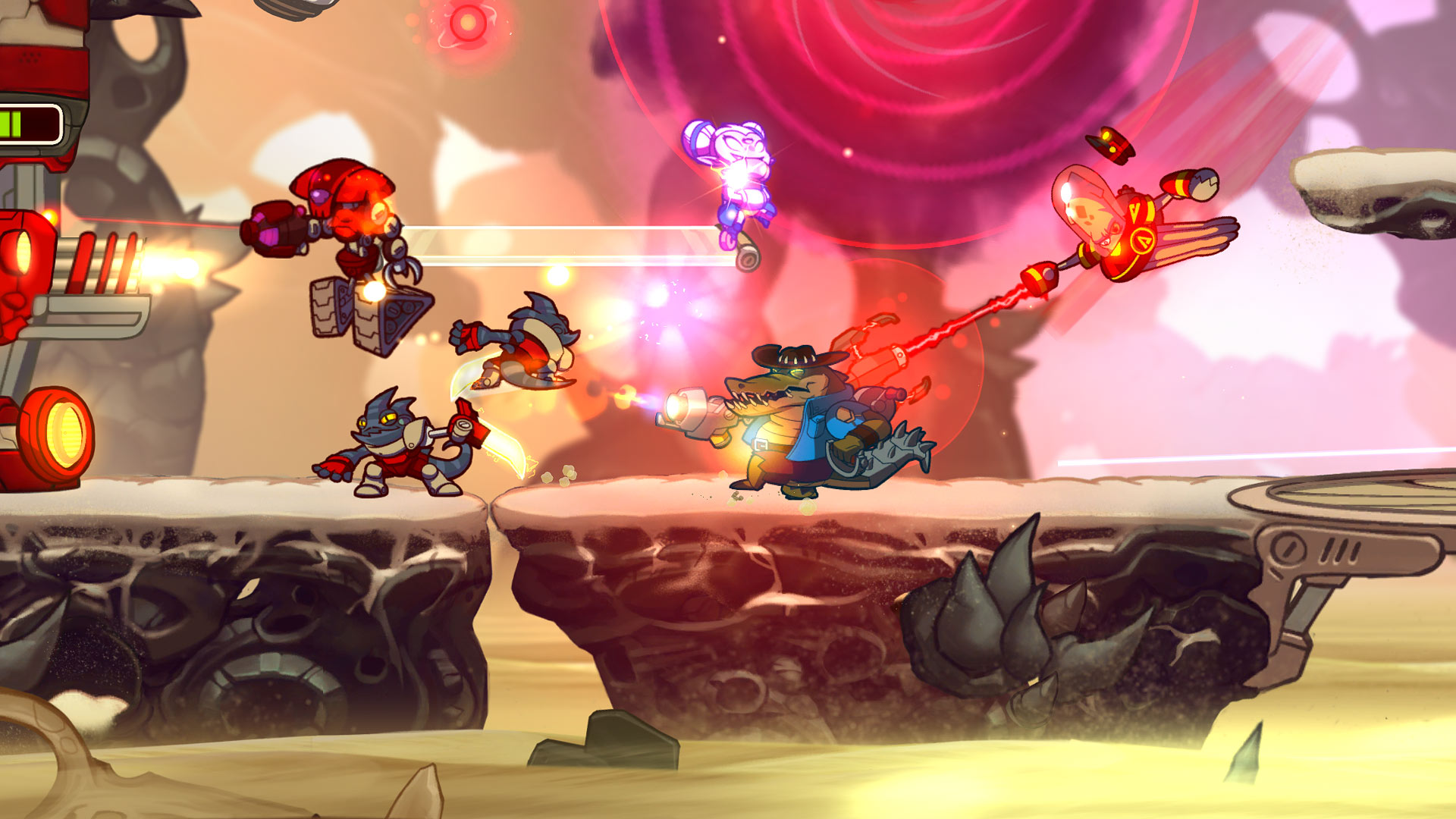 Awesomenauts Assemble! Fully Loaded Collector's Pack скриншот 2