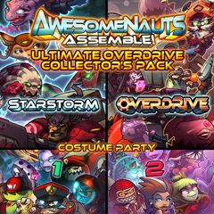 Awesomenauts Assemble! Ultimate Overdrive Collector's Pack