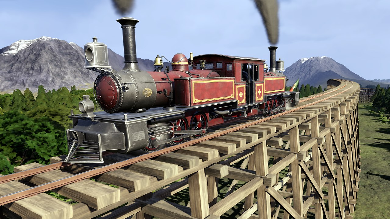 Скриншот №7 к Railway Empire - Complete Collection