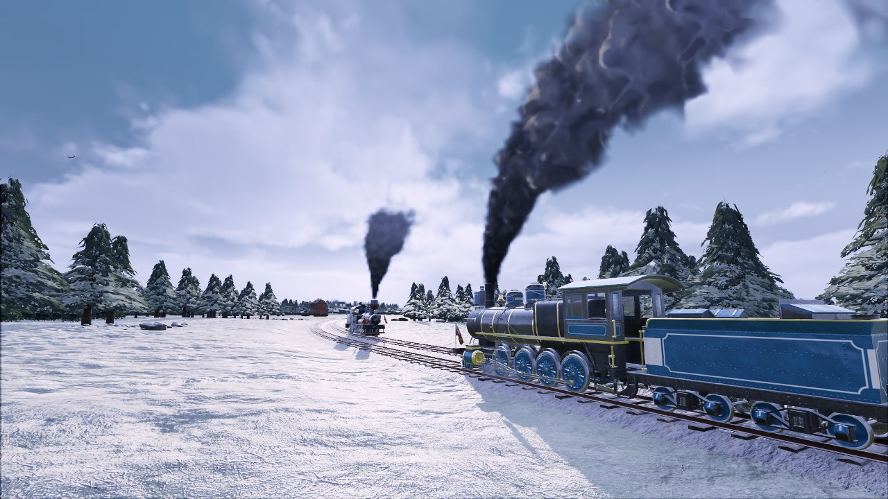 Скриншот №2 к Railway Empire - Complete Collection