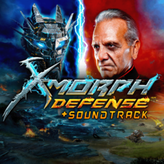 X-Morph : Defense + Soundtrack