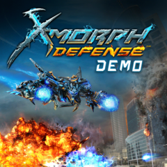 X-Morph : Defense Demo