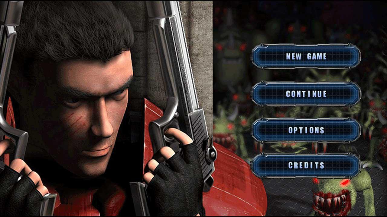 Скриншот №1 к Alien Shooter
