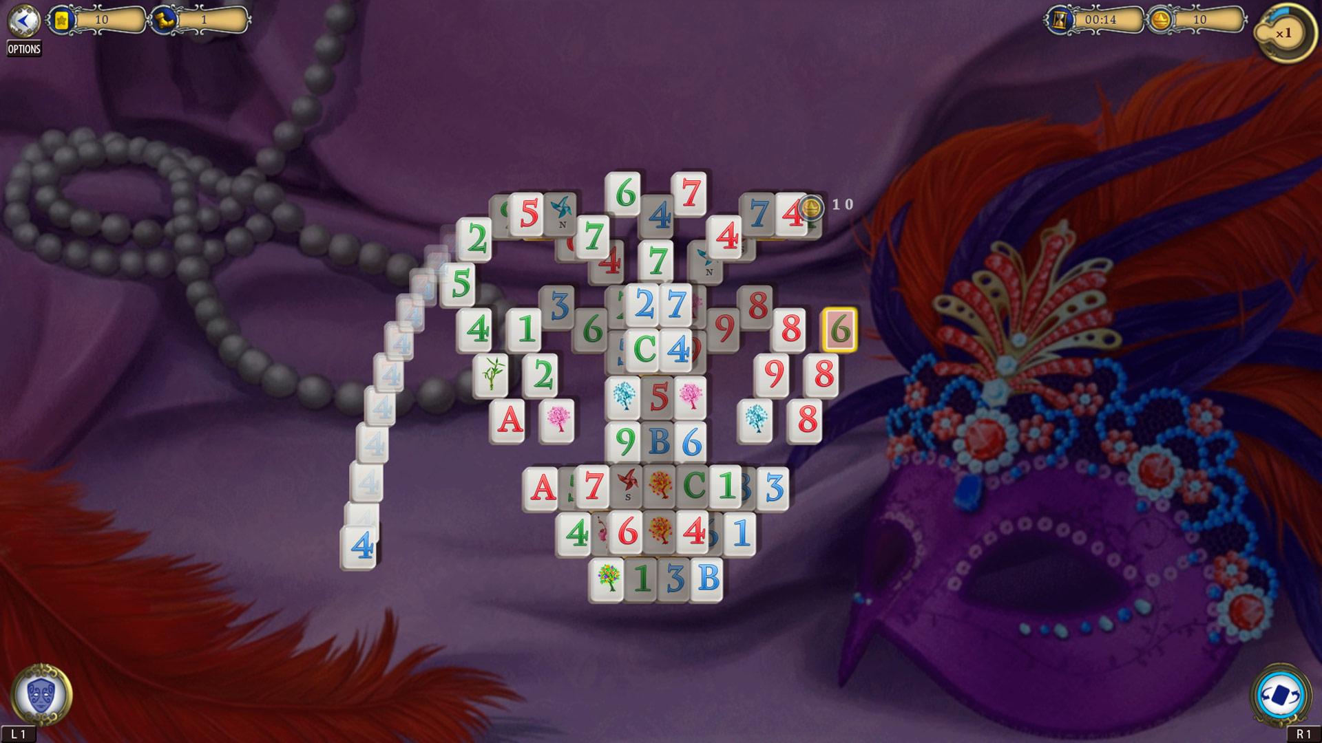 Mahjong Carnival скриншот 4