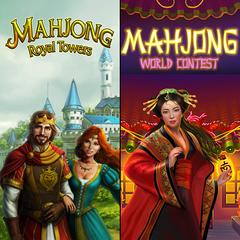 Mahjong Royal Towers & Mahjong World Contest
