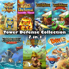Tower Defense Collection 7 in 1