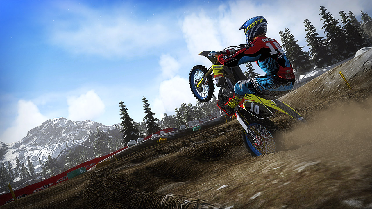 Mx Vs Atv Supercross Encore On Ps4 Official Playstationstore Uk Xbox One Gp 2 Cover English