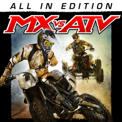 MX vs ATV All In Edition