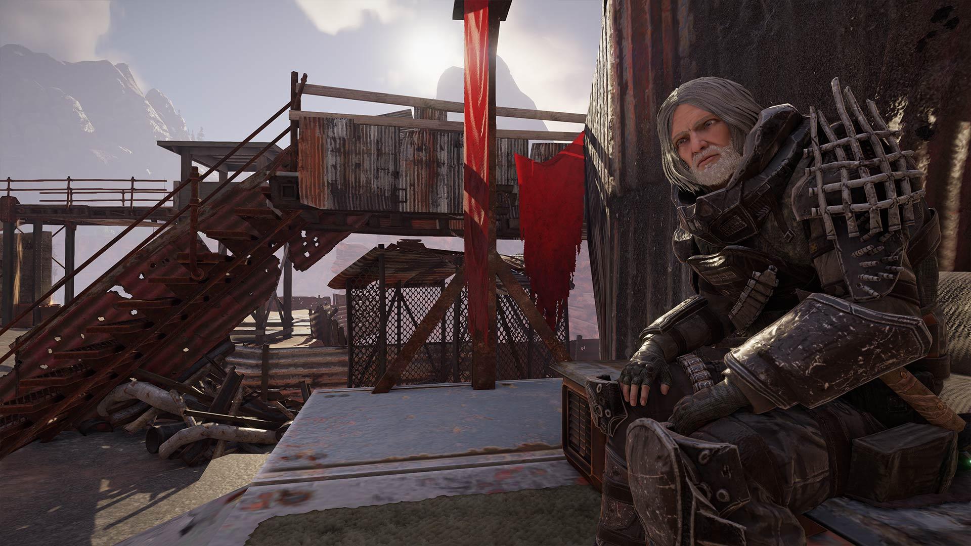 Скриншот №5 к ELEX