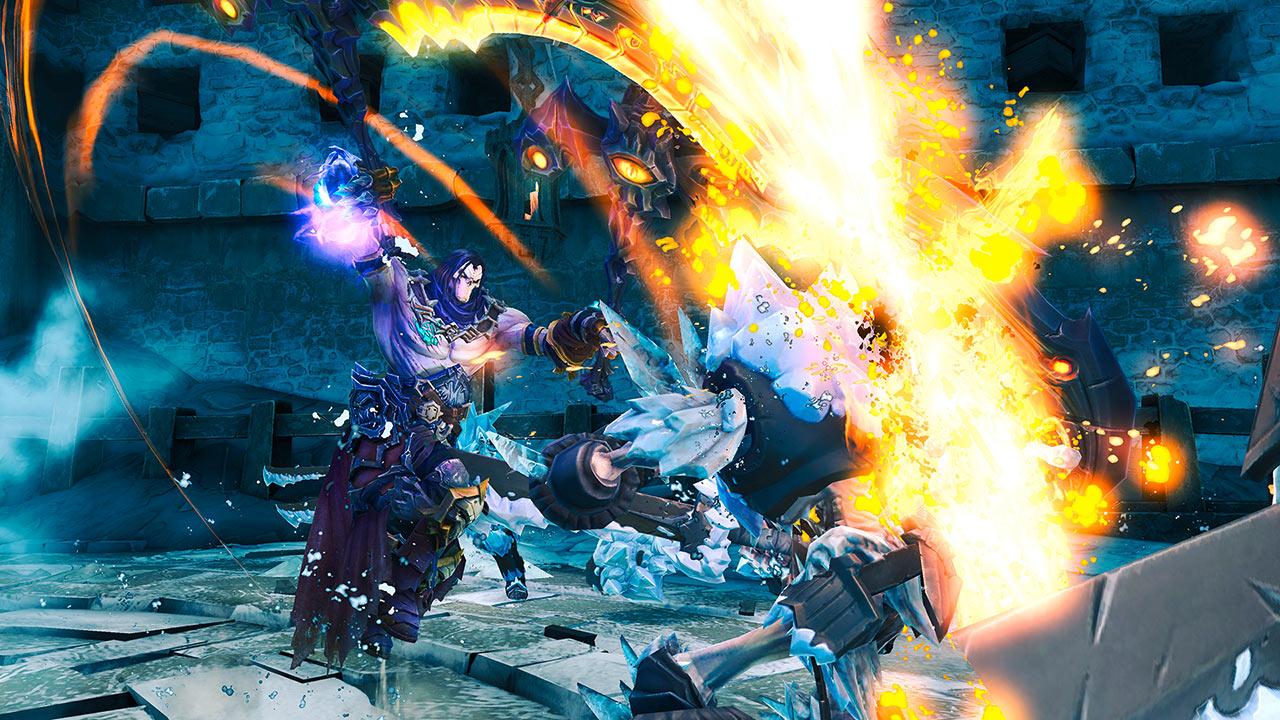 Скриншот №8 к Darksiders Furys Collection - War and Death
