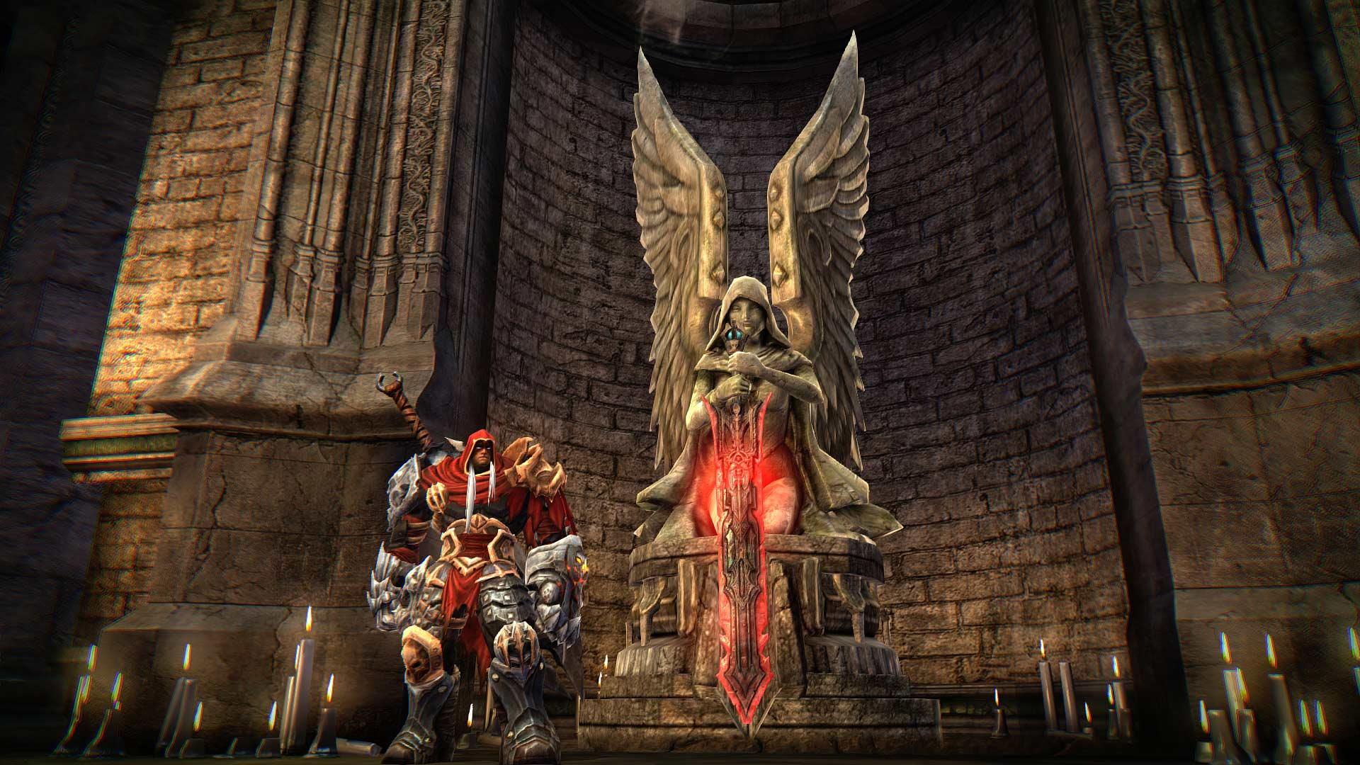 Скриншот №4 к Darksiders Furys Collection - War and Death