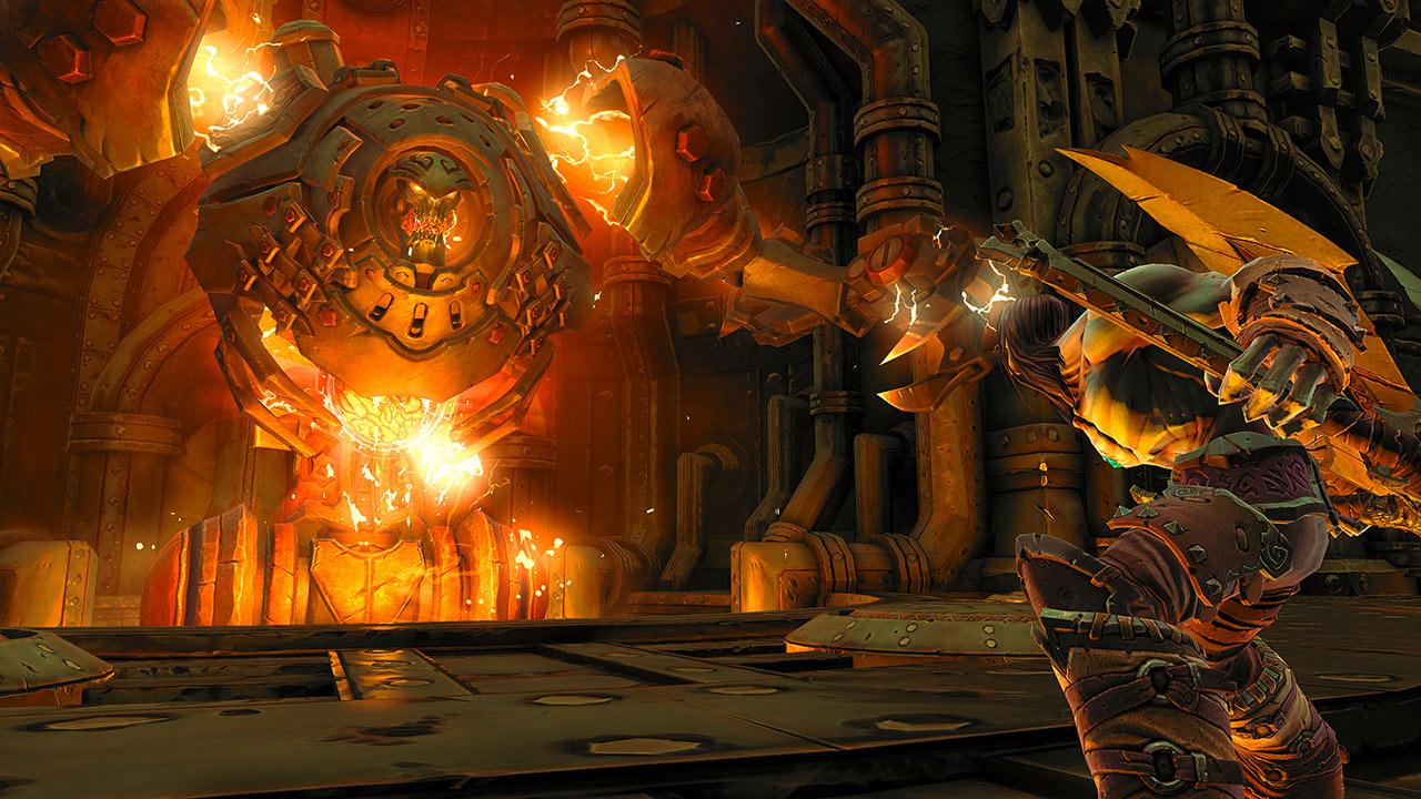 Скриншот №7 к Darksiders Furys Collection - War and Death