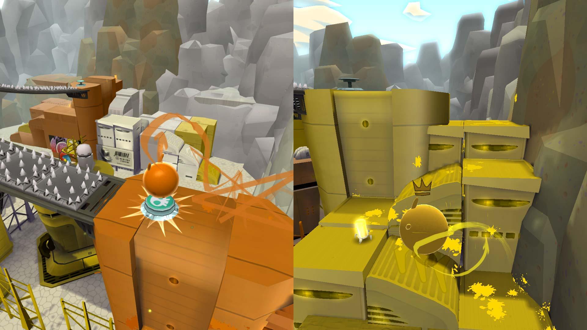 de Blob скриншот 3