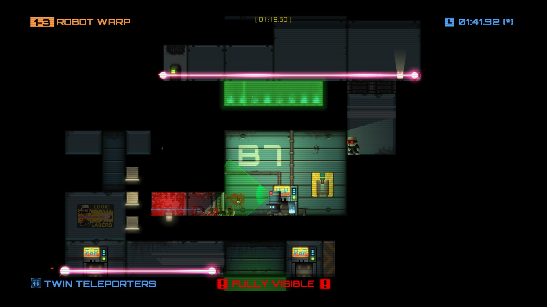 Скриншот №6 к The Stealth Inc 1 and 2 Ultimate-est Edition