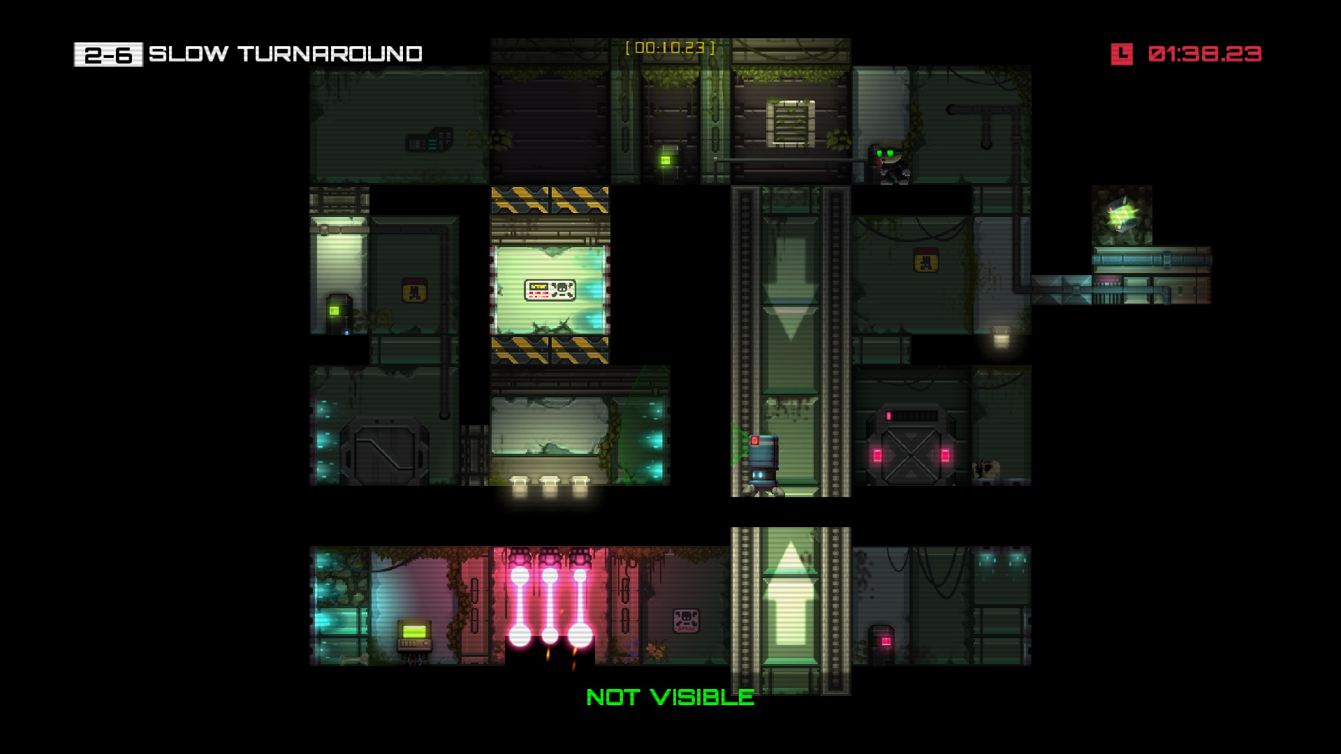 Скриншот №10 к The Stealth Inc 1 and 2 Ultimate-est Edition