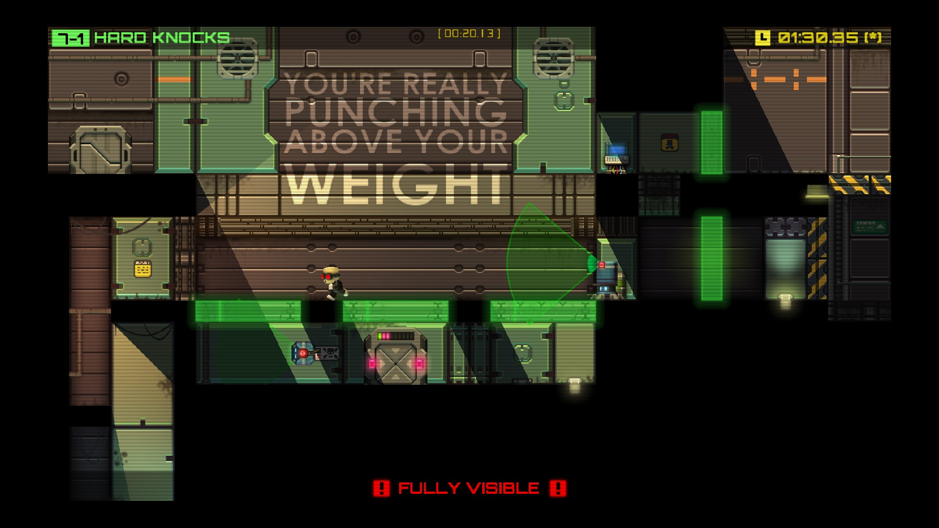 Скриншот №4 к The Stealth Inc 1 and 2 Ultimate-est Edition