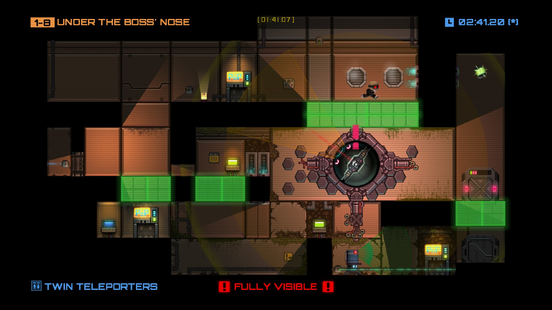 Скриншот №7 к The Stealth Inc 1 and 2 Ultimate-est Edition