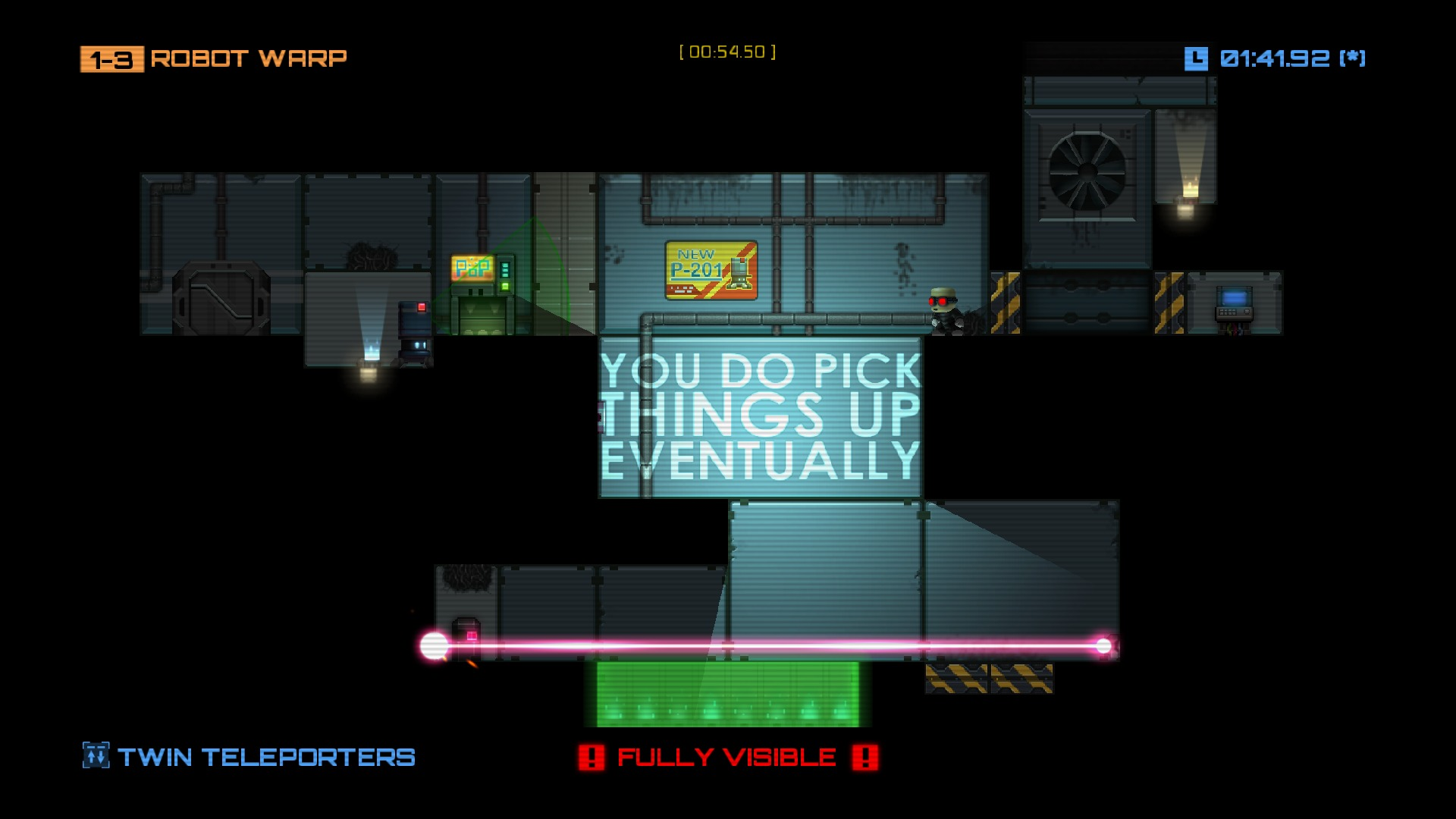 Скриншот №5 к The Stealth Inc 1 and 2 Ultimate-est Edition