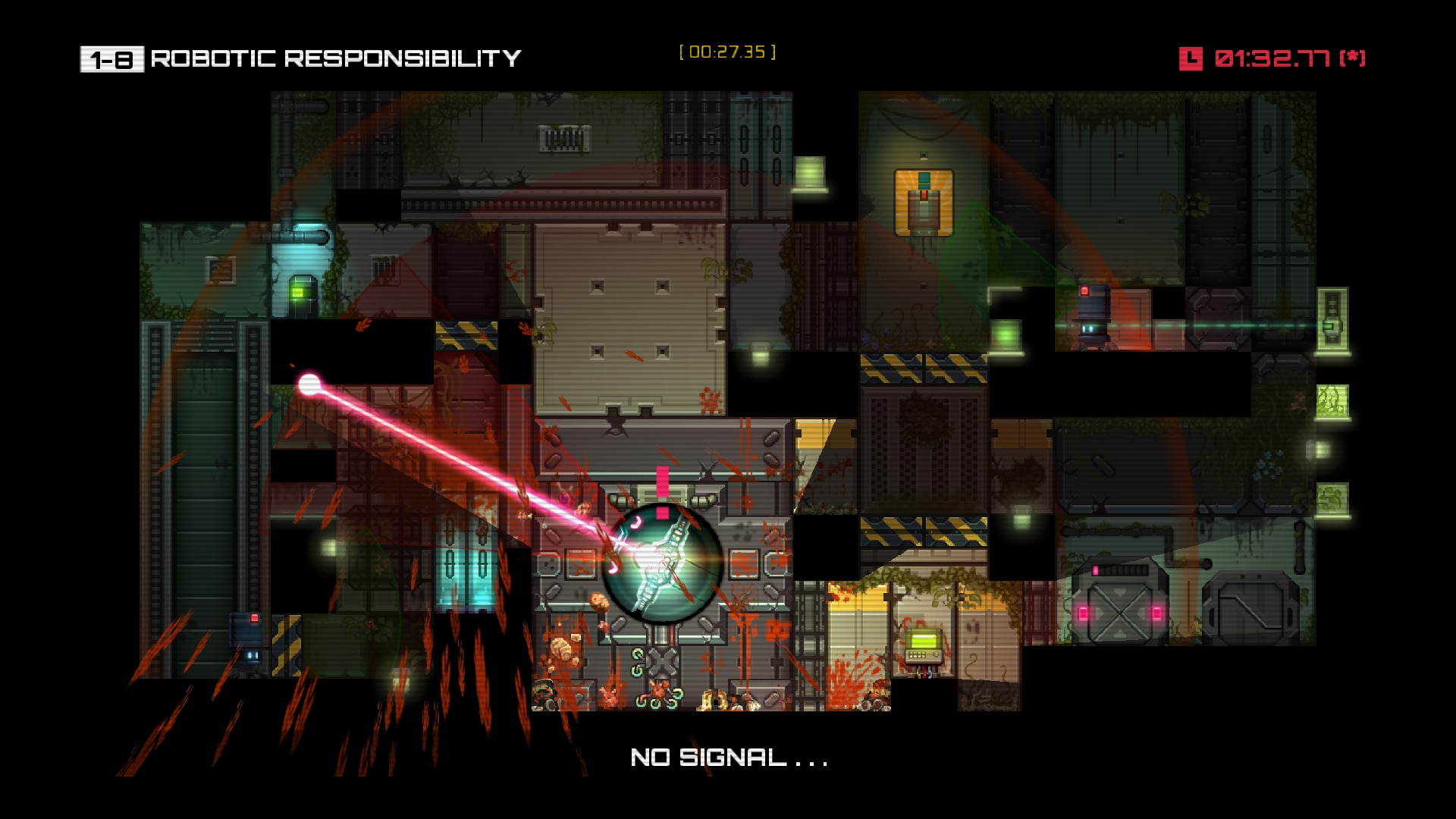 Скриншот №9 к The Stealth Inc 1 and 2 Ultimate-est Edition