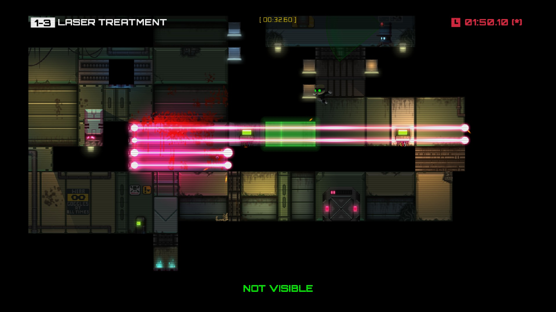 Скриншот №8 к The Stealth Inc 1 and 2 Ultimate-est Edition
