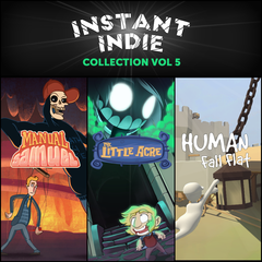 Instant Indie Collection : Vol. 5