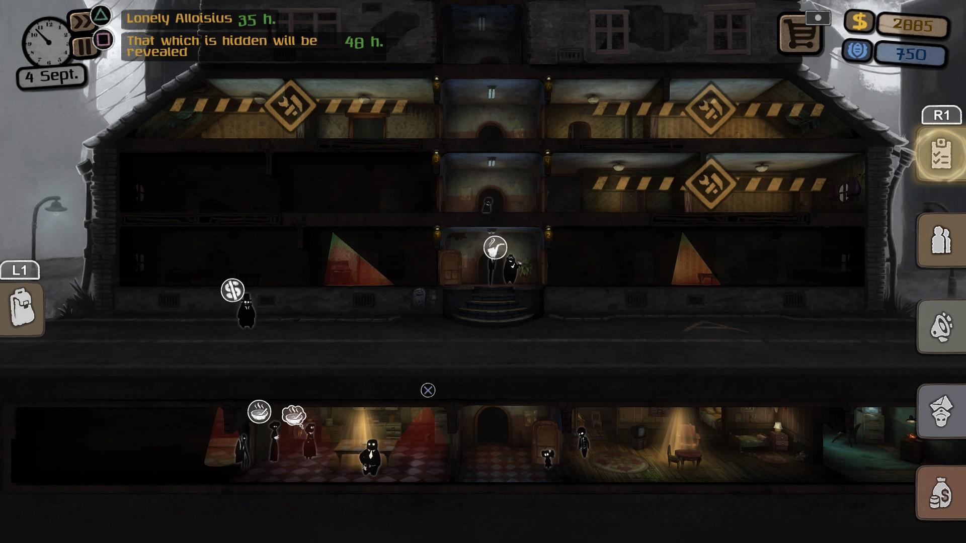 Скриншот №4 к Beholder Complete Edition