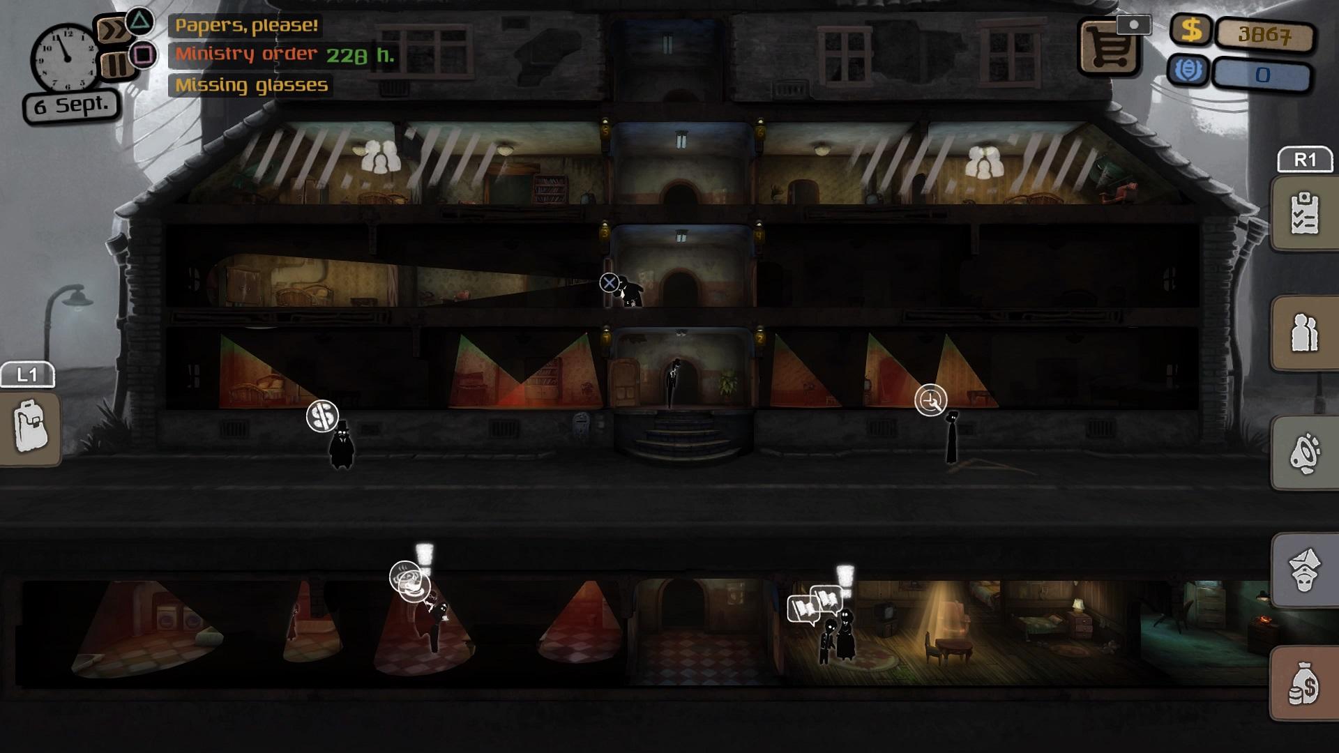 Скриншот №7 к Beholder Complete Edition