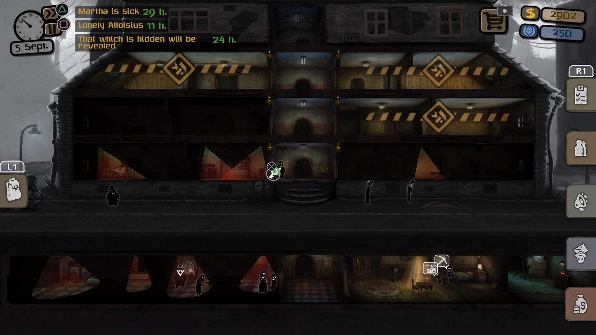 Скриншот №6 к Beholder Complete Edition