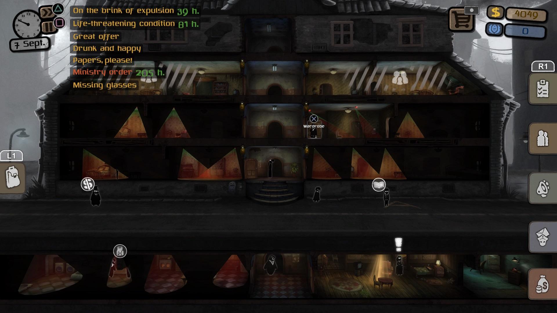 Скриншот №8 к Beholder Complete Edition