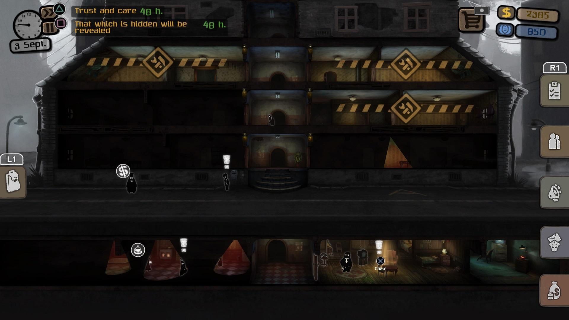 Скриншот №9 к Beholder Complete Edition