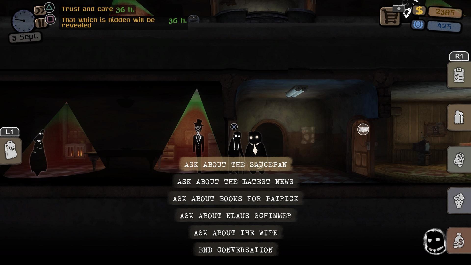 Скриншот №3 к Beholder Complete Edition