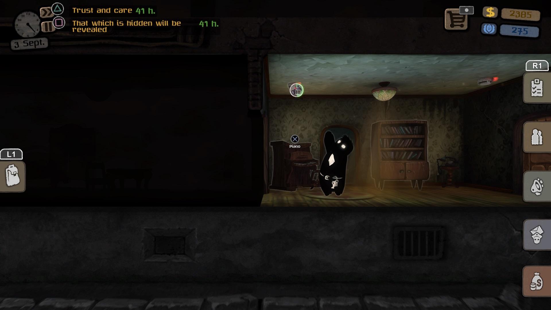 Скриншот №10 к Beholder Complete Edition