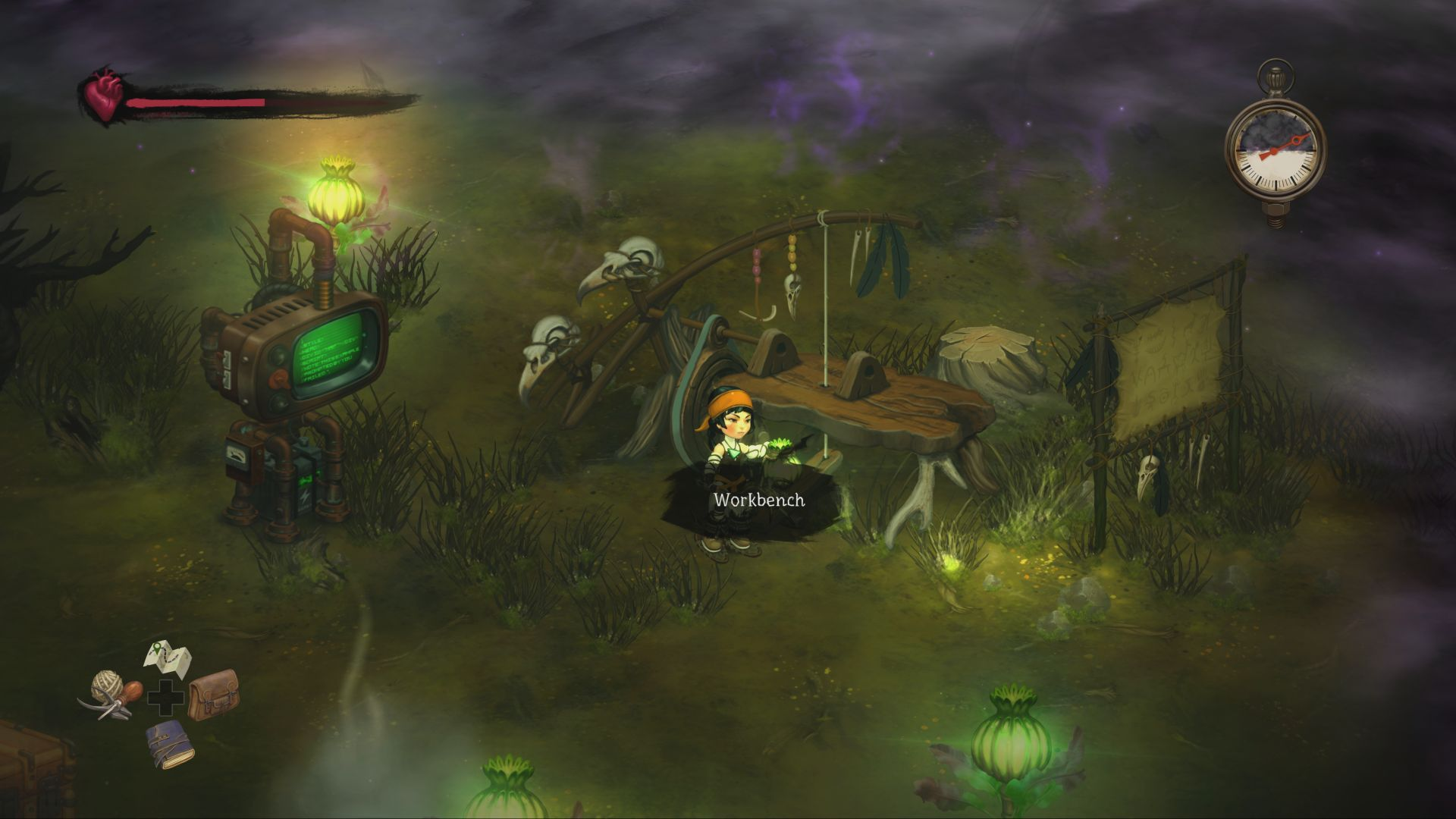 Smoke And Sacrifice скриншот 4