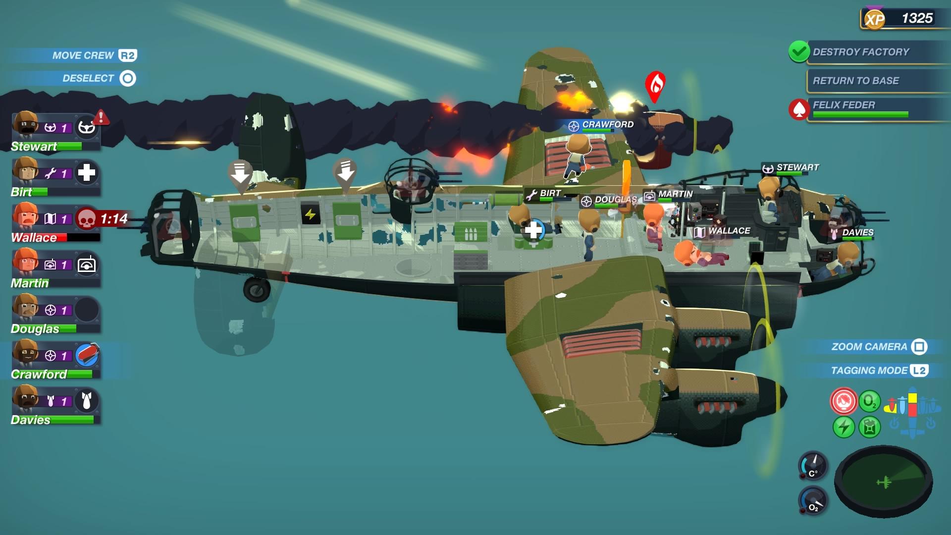 Bomber Crew скриншот 8