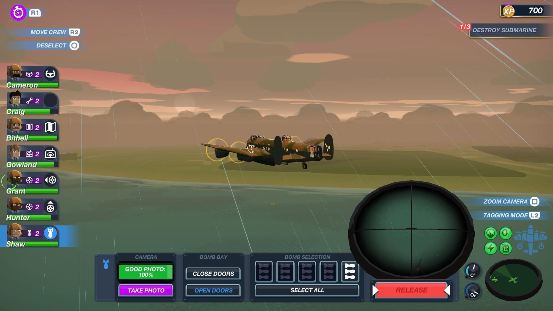 Bomber Crew скриншот 3