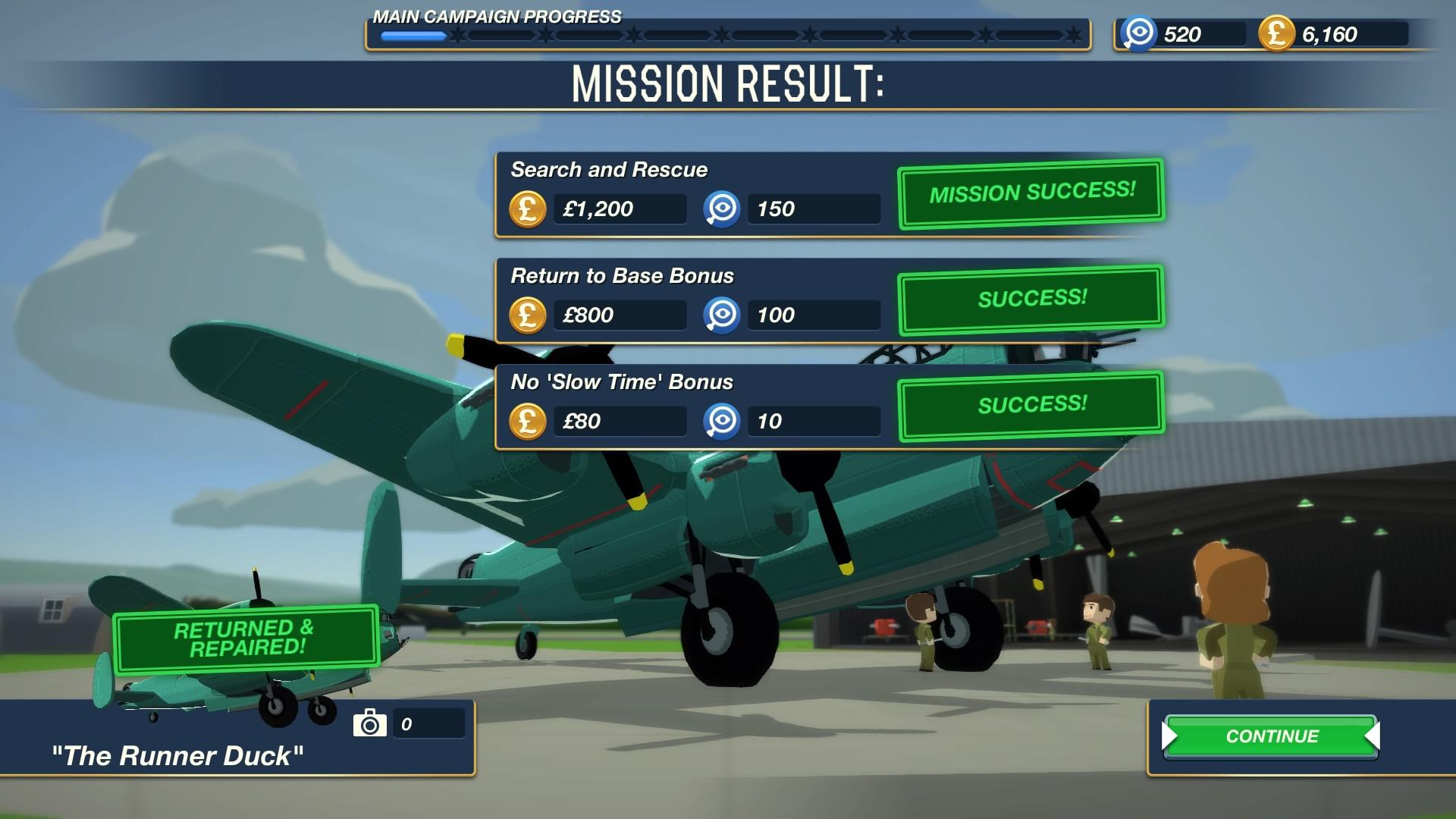 Bomber Crew скриншот 2