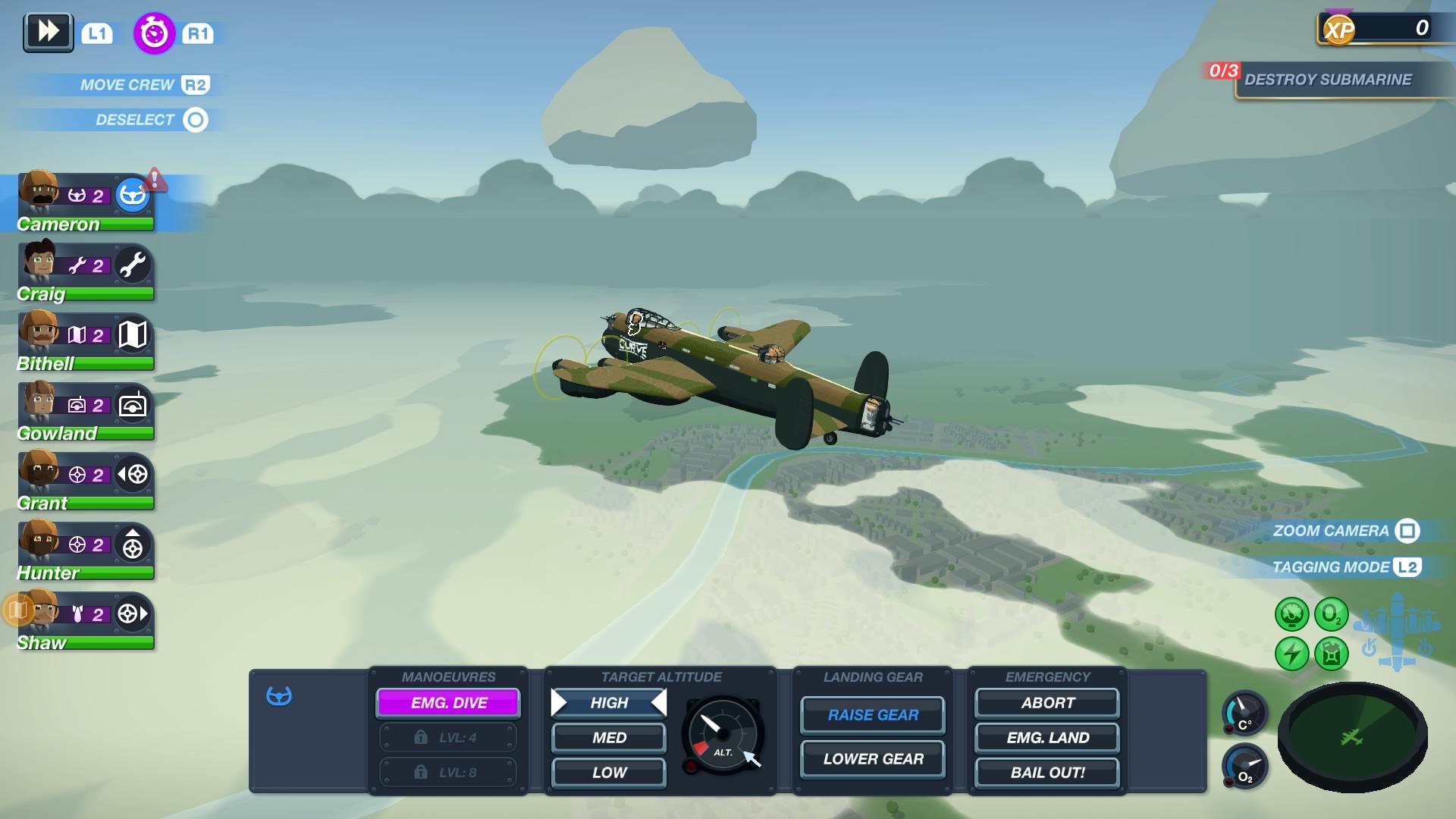 Bomber Crew скриншот 6