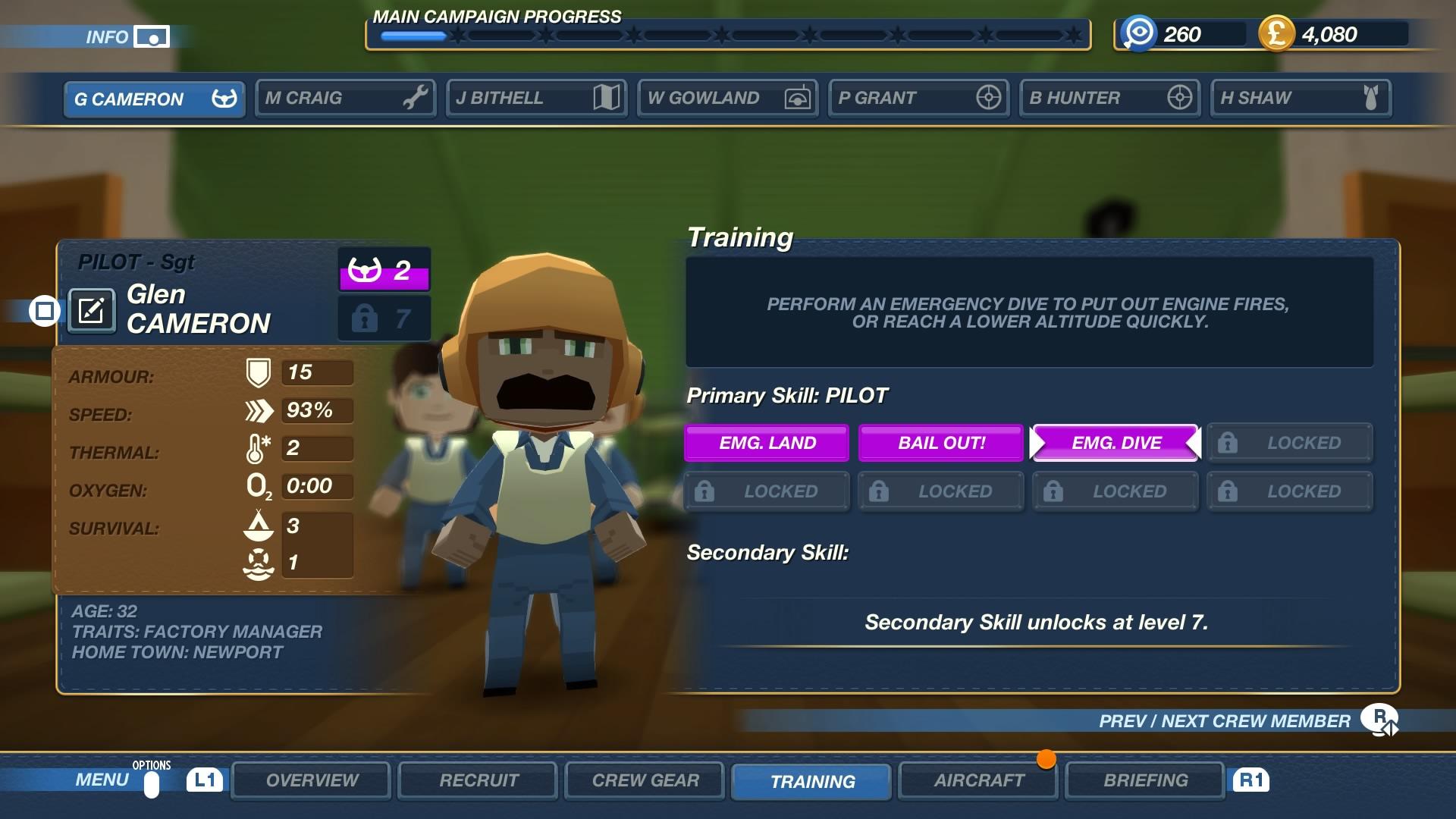 Bomber Crew скриншот 9
