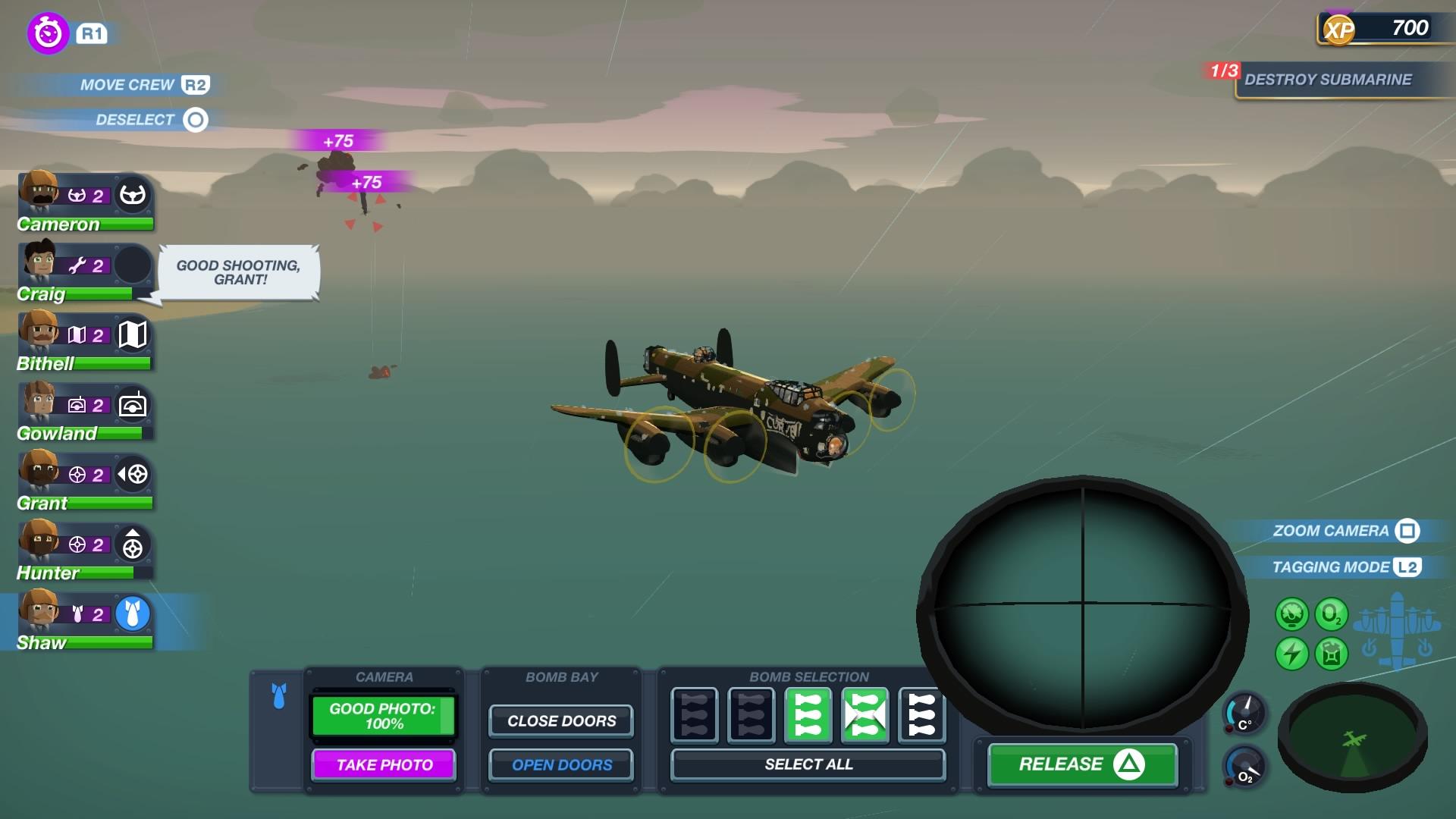 Bomber Crew скриншот 4