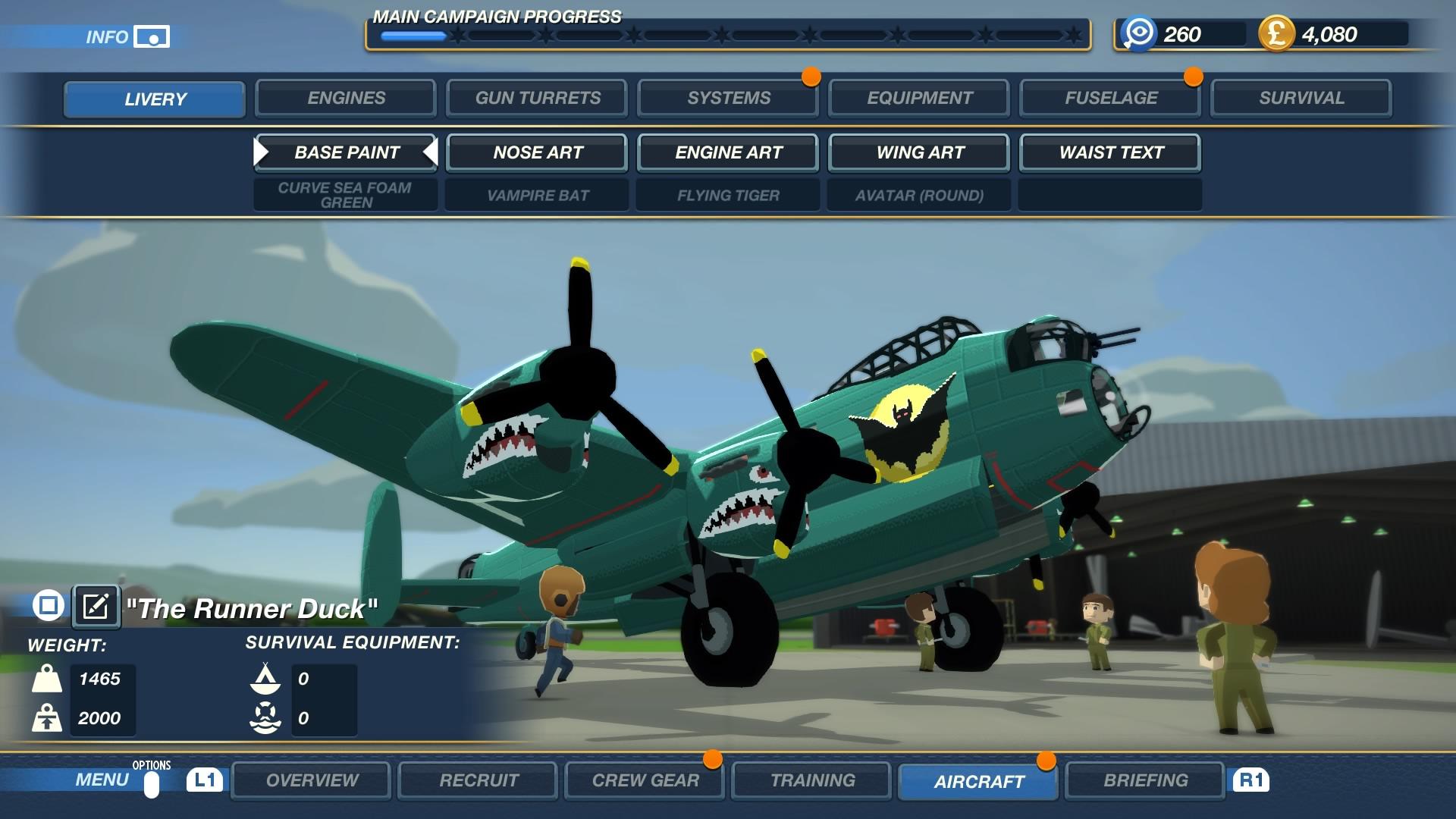 Bomber Crew скриншот 5